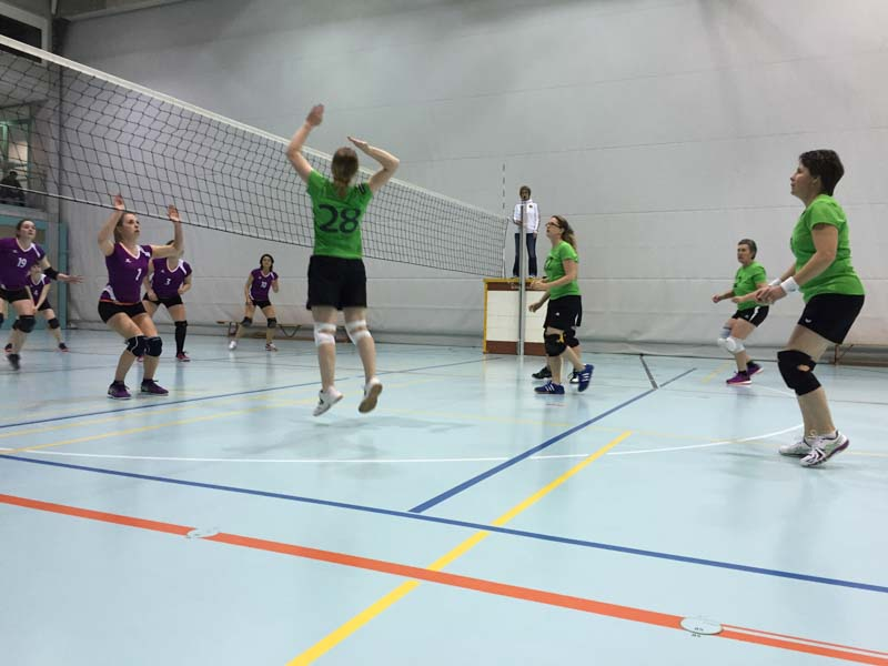 Uetendorf - Volley Chicas