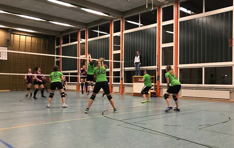 Volley Chicas - Uetendorf