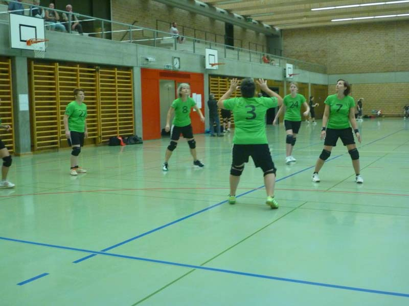 Volley-Turnier